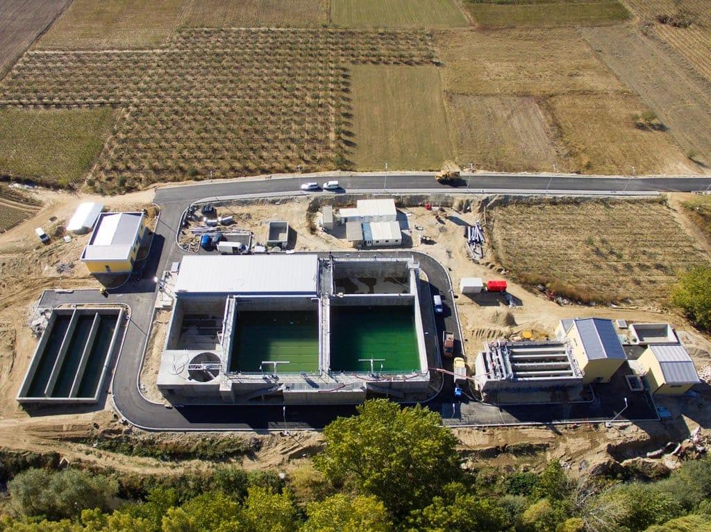 Wastewater treatment plants in Strumica, Kičevo and Radoviš
