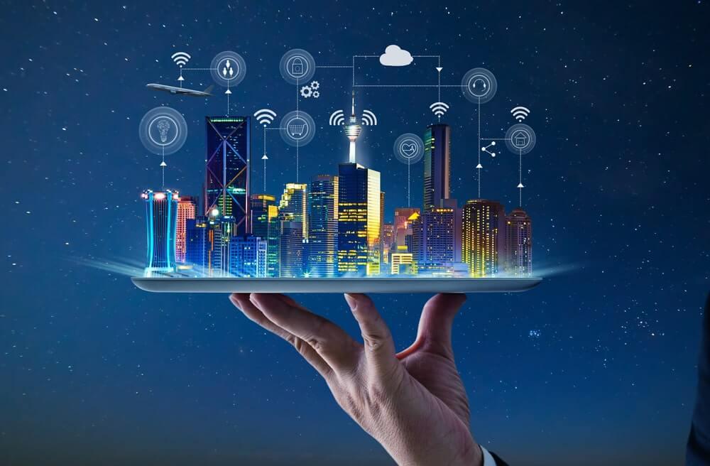 smart city elektrovat